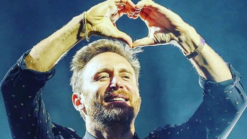 """United at Home"": come riascoltare il dj set di David Guetta?"