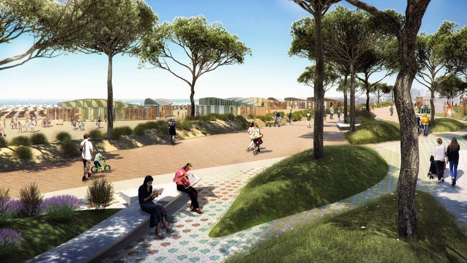 Rimini. Parco del Mare, in III e V commissione il punto sui progetti di riqualificazione dei lungomari