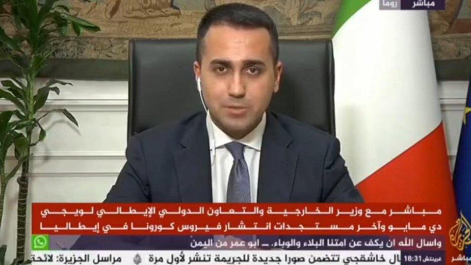 """Di Maio ad Al Jazeera: """"Ad Oms chiesta chiarezza su origine coronavirus"""""""