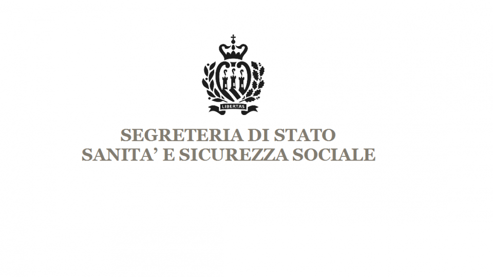 Segreteria Sanità e Sicurezza Sociale: Accesso al Parco Servizio Minori