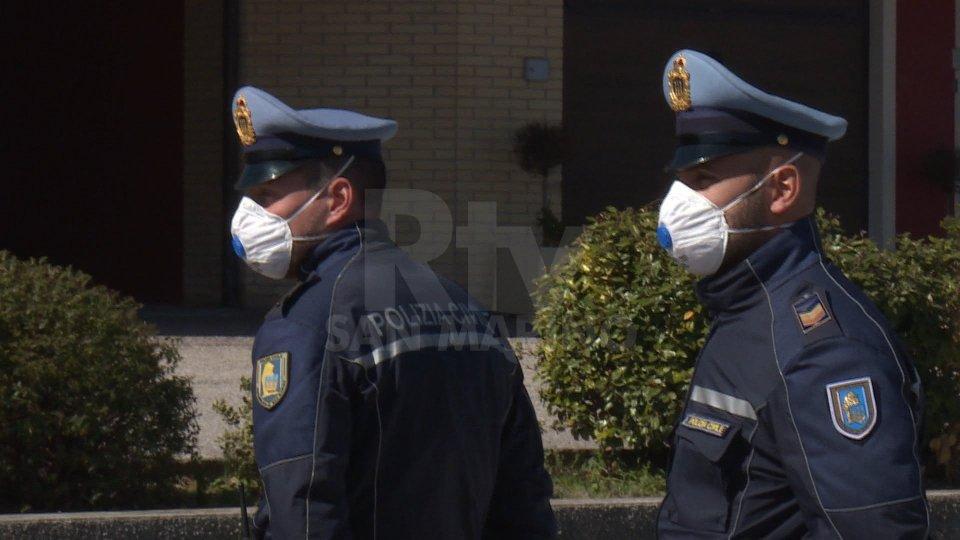 Controlli forze dell'ordine: 28 persone denunciate negli ultimi 7 giorni