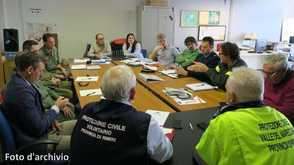 Protezione Civile Bassa Valmarecchia, un piano di potenziamento da 150mila euro