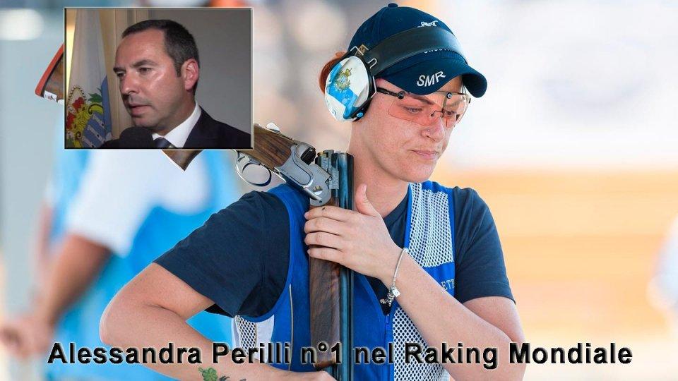 SdS Lonfernini si congratula con Alessandra Perilli