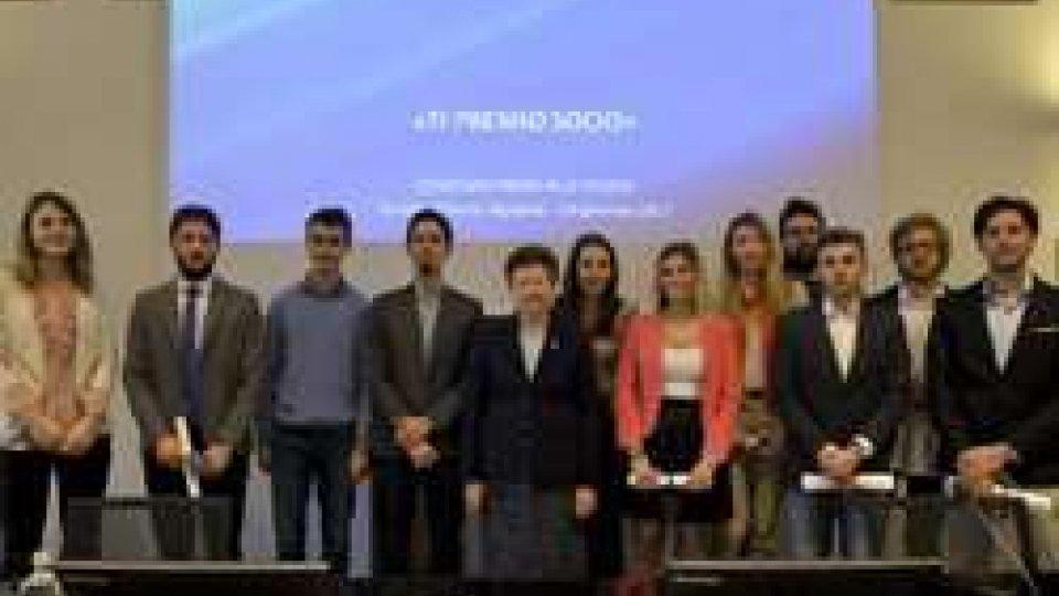 A Palazzo Agolanti Banca Carim premia 15 neolaureati d'eccellenza