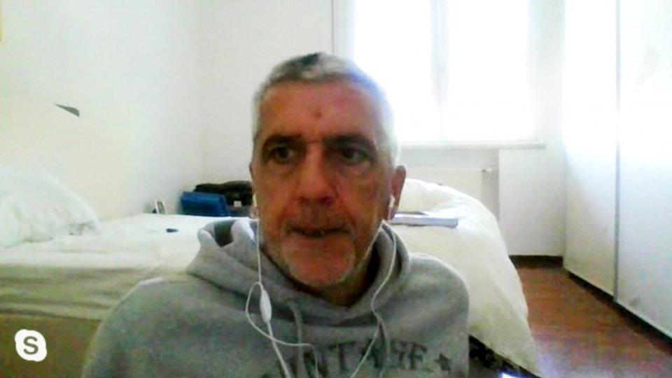 Massimo Gadda in collegamento Skype