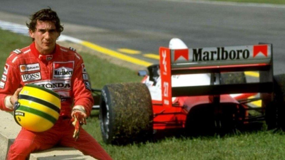 """Senna-Ferrari un """"amore"""" rimasto un sogno"""