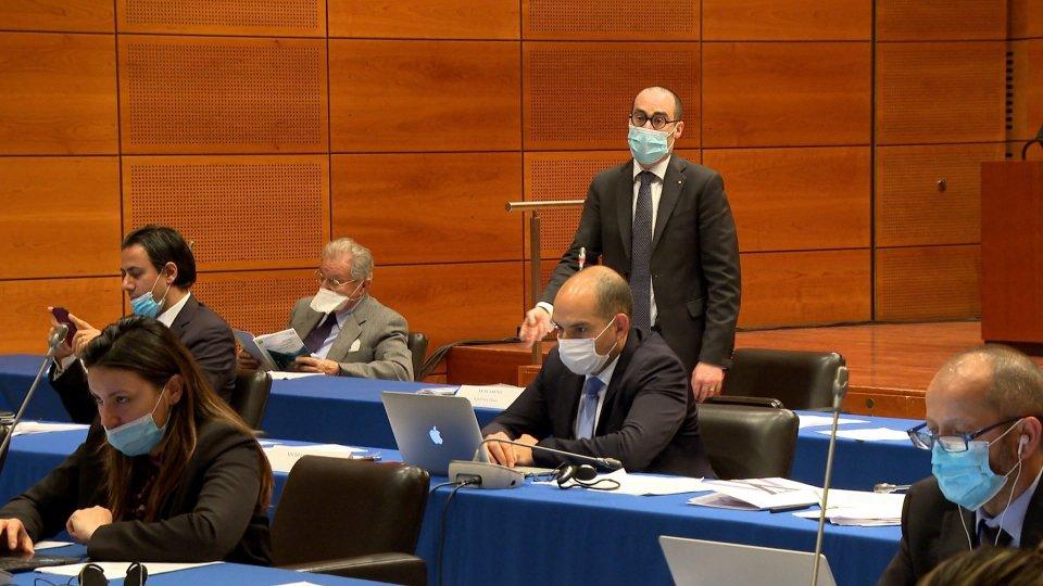 Intervento di Nicola Renzi in Consiglio