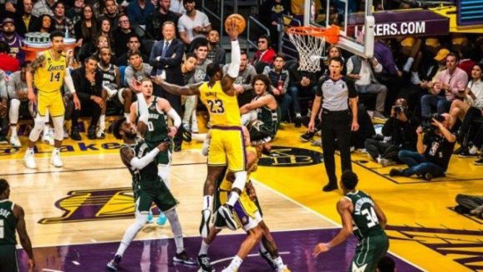 La NBA si organizza per cercare di terminare la stagione