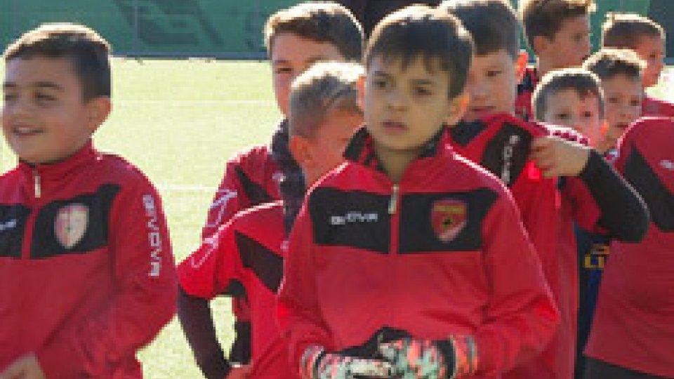 Calcio giovanile: a Montecchio il Grassroots Day 2018