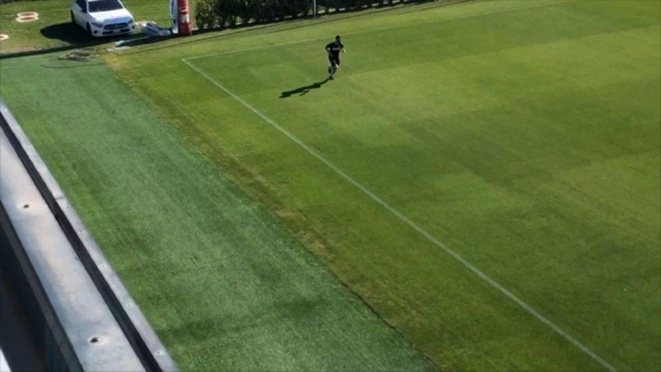 """La Serie A torna in campo """"individualmente"""": oggi tocca a Lazio Parma... e Mihajlovic"""