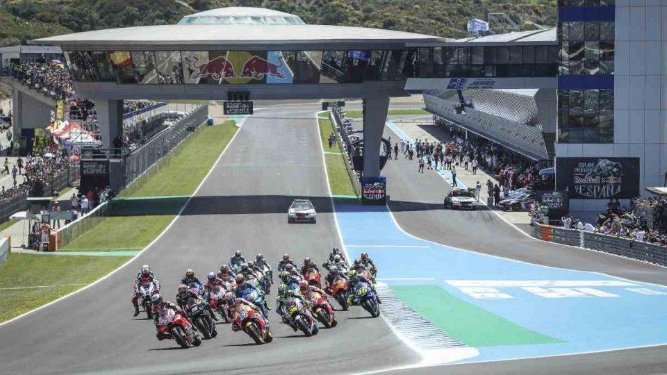 La MotoGP si prepara a ripartire