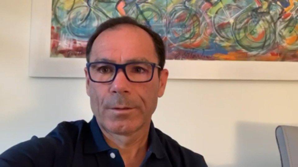 """Cassani: """"Penalizzato il Giro d'Italia ma non era facile fare un nuovo calendario"""""""