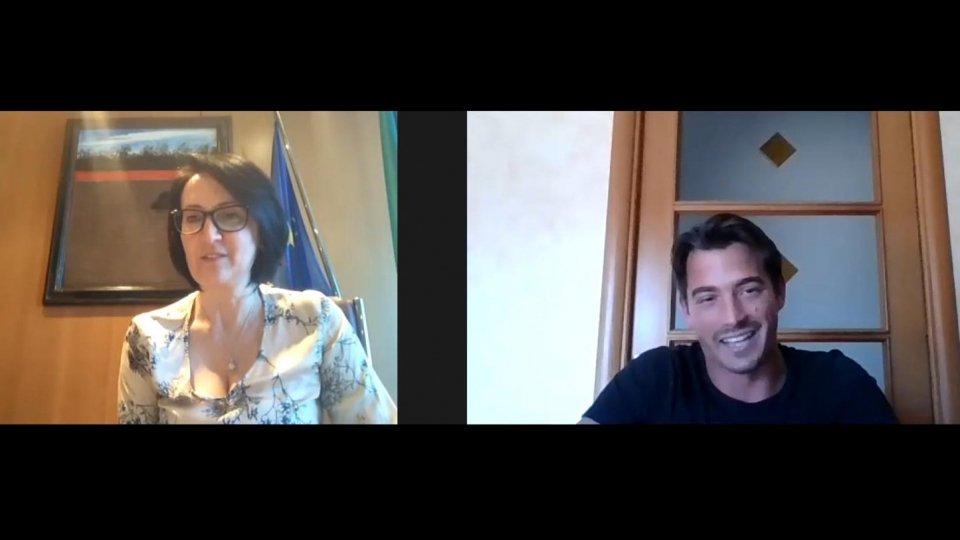 Emma Petitti e Matteo Ciacci