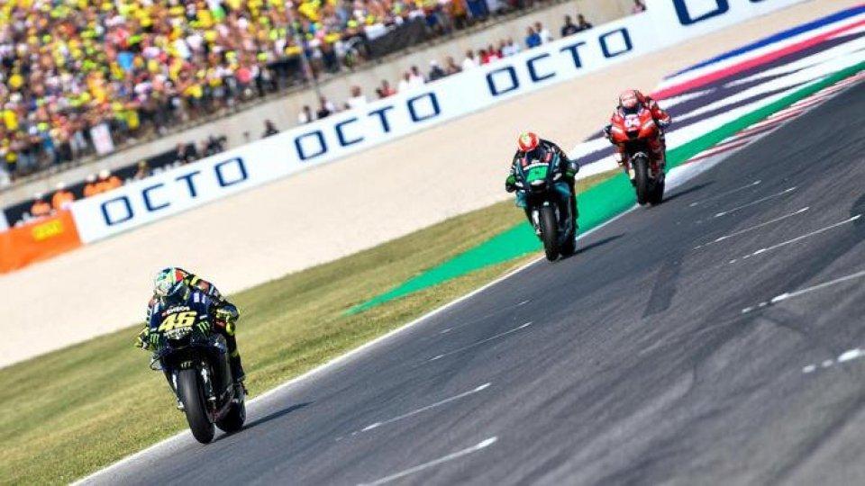 Gran Premio di San Marino e della Riviera di Rimini (Ansa)