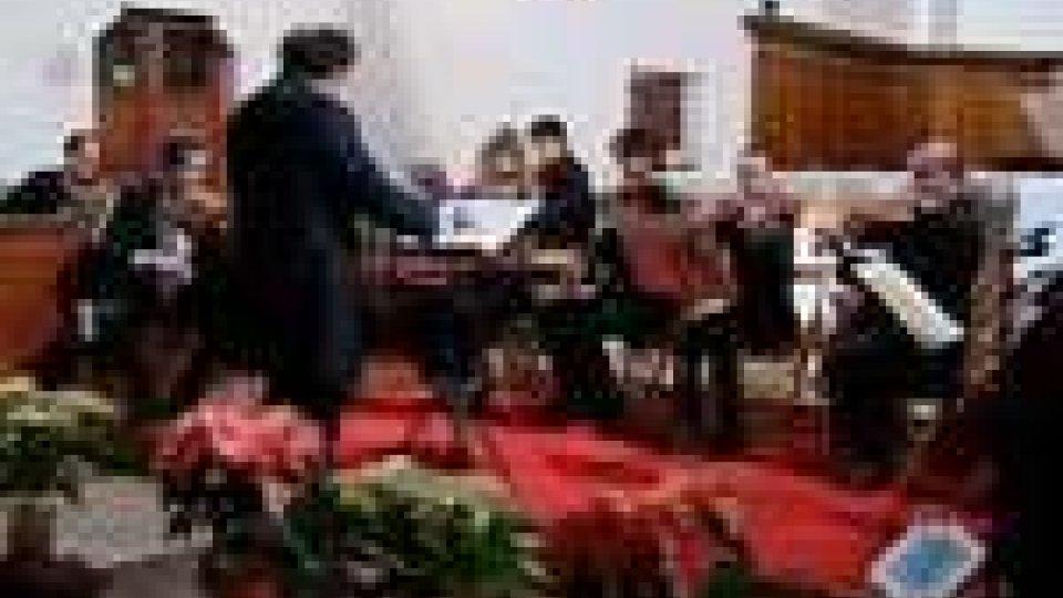 San Marino - 26 dicembre: appuntamento con il concerto di Santo Stefano26 dicembre: appuntamento con il concerto di Santo Stefano