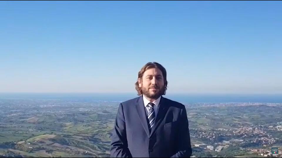 Il Segretario Federico Pedini Amati nel video
