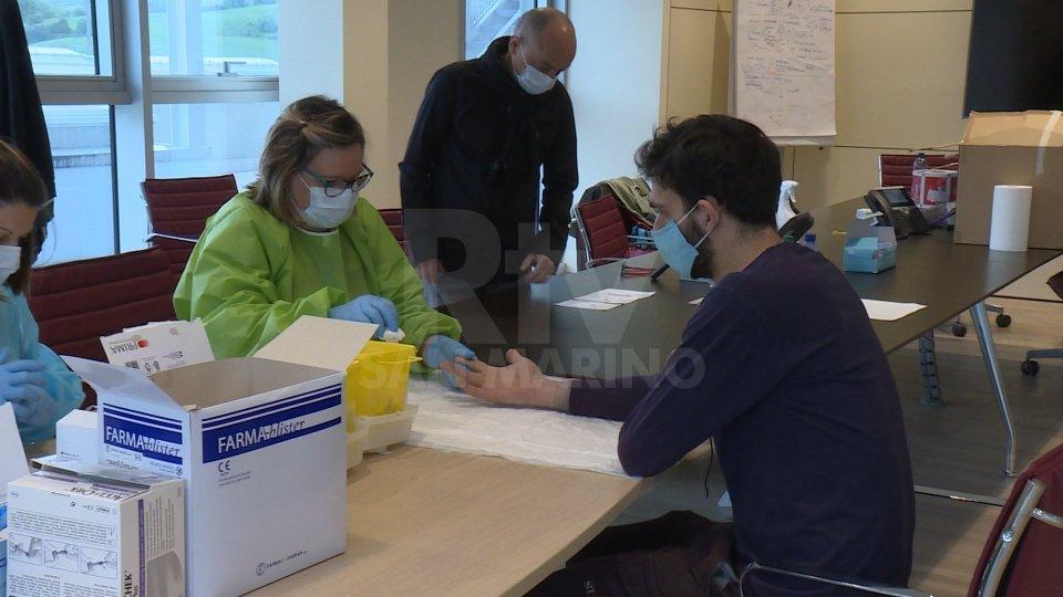 Screening sierologico alla Sit e al Gruppo Colombini: anticorpi presenti nel 4,1% dei 928 dipendenti