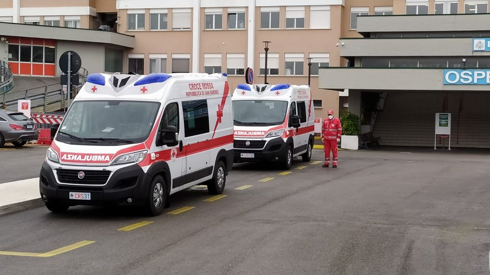 Intensa l'attività della Croce Rossa per contrastare la pandemia