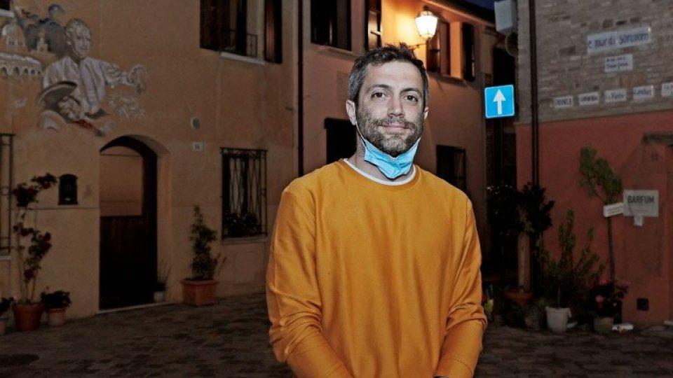 Diego Nanni, Rimini