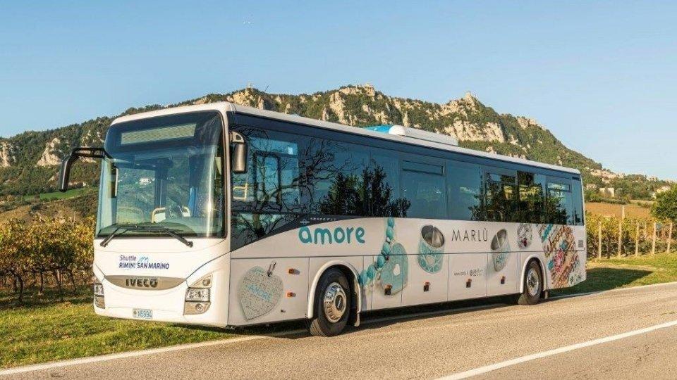 Linea bus internazionale Rimini - San Marino, impossibile stabilire data ripartenza collegamenti
