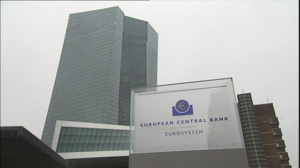 BCE: forte incertezza sui tempi e la portata della ripresa