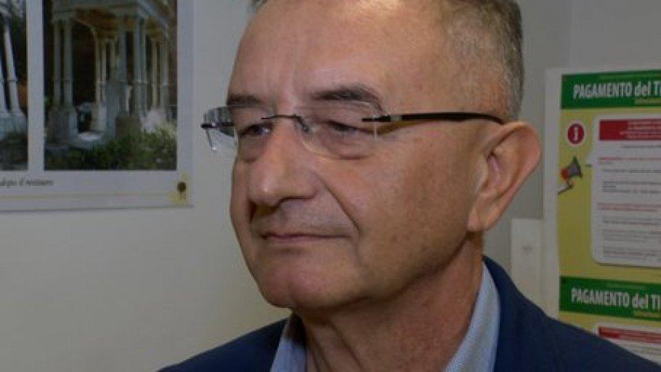 Provincia di Rimini/intervento del presidente Riziero Santi all'incontro con Bonaccini