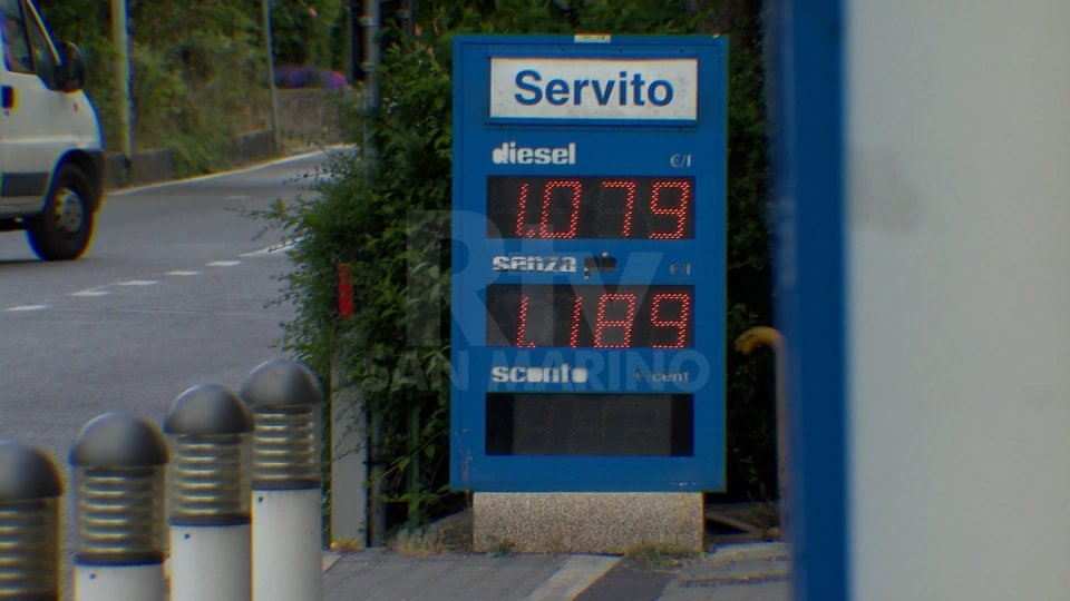 Fase 2: dopo il crollo degli affari, i benzinai sammarinesi sperano in riaperture e turismo