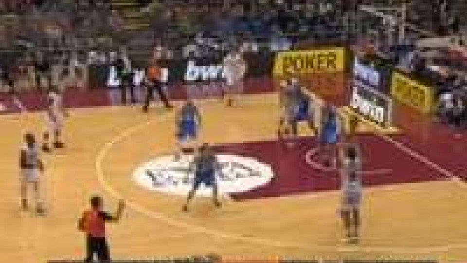 Eurolega: vince Siena, cade MilanoEurolega: vince Siena, cade Milano