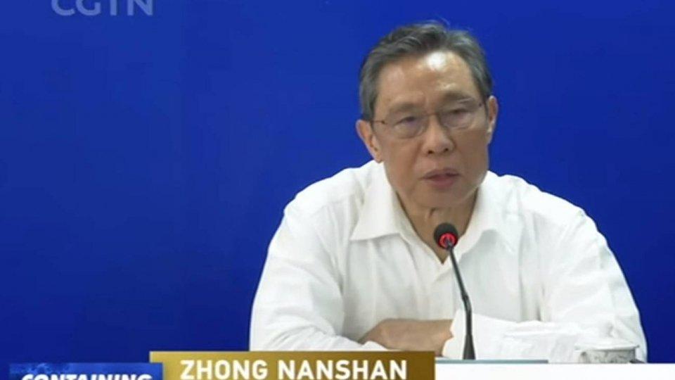 Zhong Nanshan (YouTube)