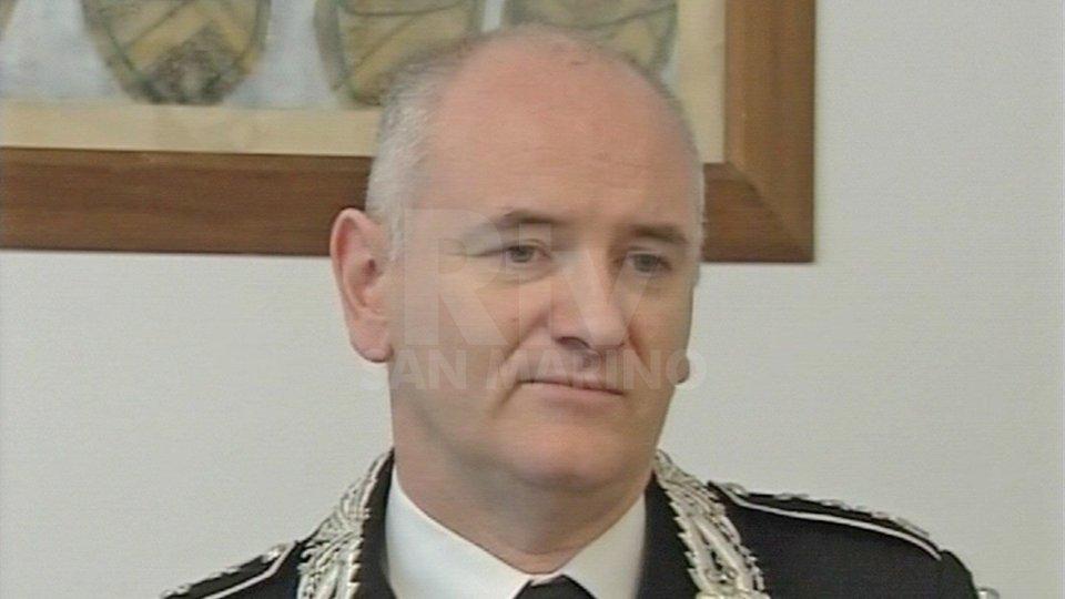 I cittadini di Fiorentino ringraziano il Comandante Zechini