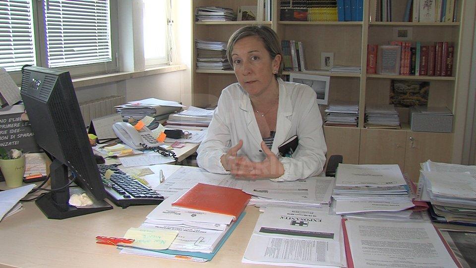 La dottoressa Francesca Masi