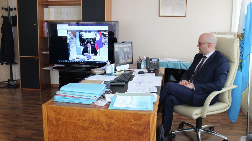 Il Segretario Ciavatta è intervenuto alla 73° Assemblea Mondiale della Sanità