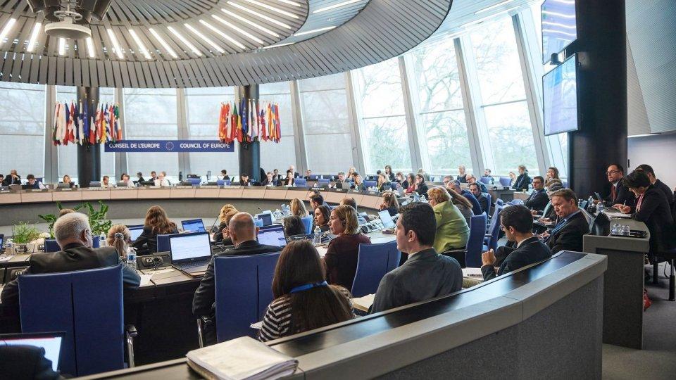 Semestre di Presidenza COE: passaggio del testimone dalla Georgia alla Grecia