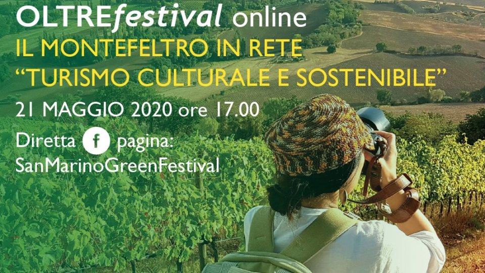 Domani pomeriggio OLTREFestival sulle nuove frontiere del turismo