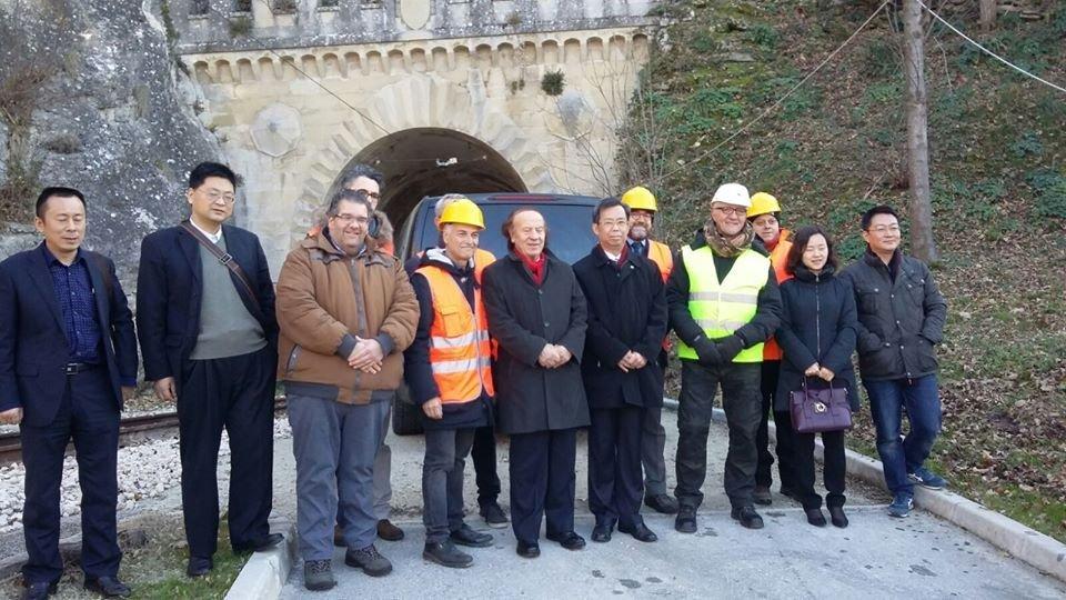 Gian Franco Terenzi: le condoglianze dell'Associazione Treno Bianco Azzurro