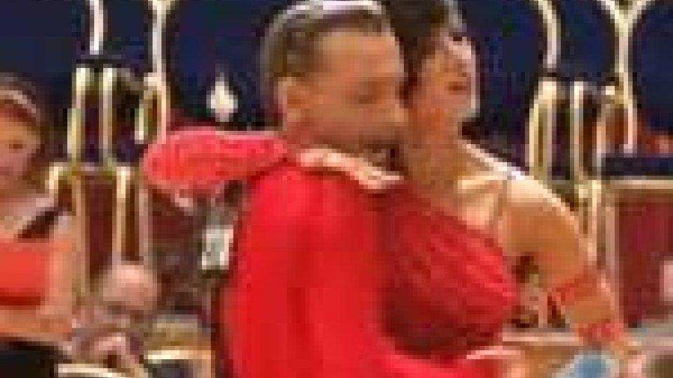 A San Marino il Grand Prix internazionale di danza