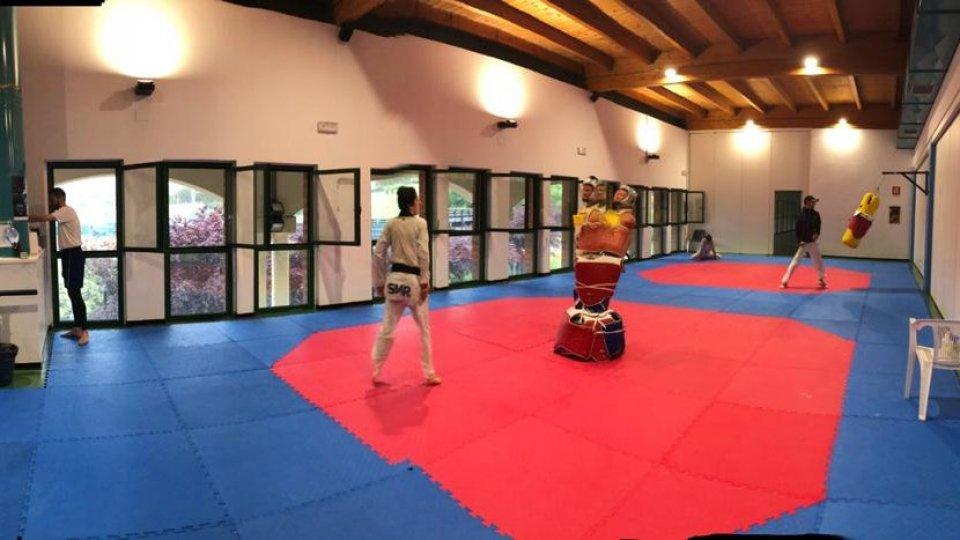 Taekwondo: gli atleti biancazzurri battono covid19
