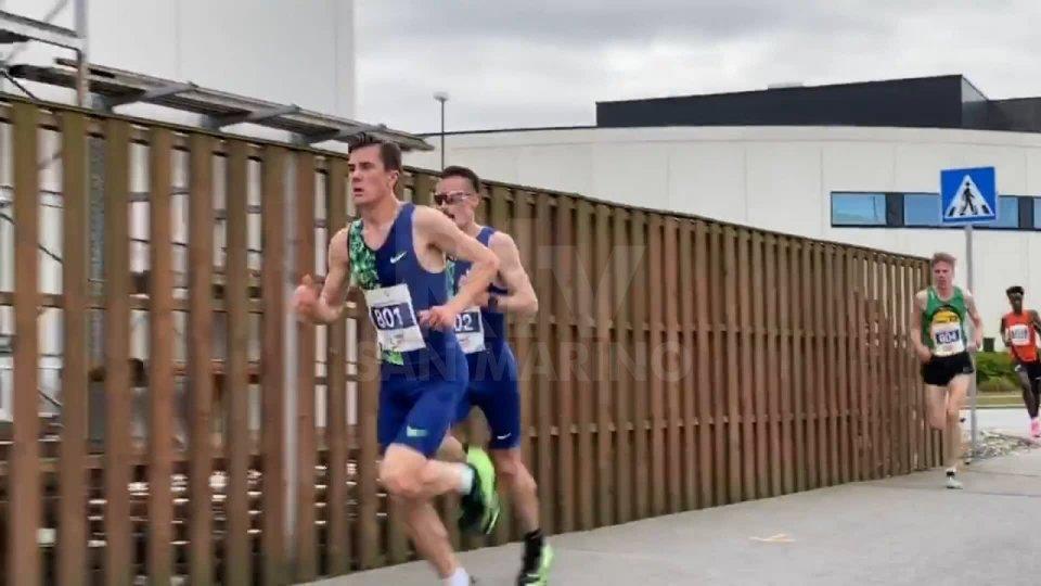 """Norvegia, record di Ingebrigsten nella prima gara """"post-Covid"""""""