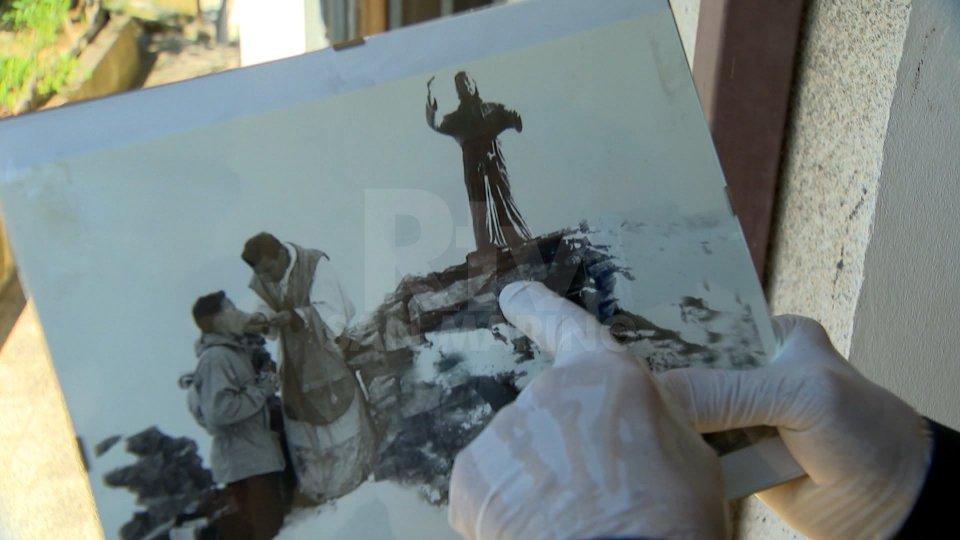 """Don Peppino ricorda un Gian Franco Terenzi ragazzino: """"Con lui la scalata più bella"""""""