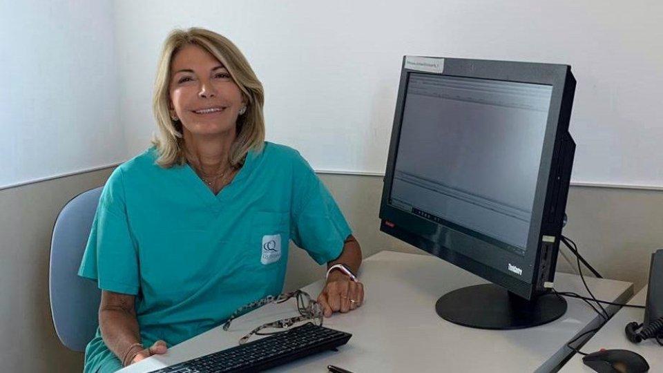 Dott.ssa Ingrid Febbraro