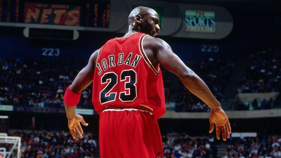 Michael Jordan (Foto: Sky Sport)