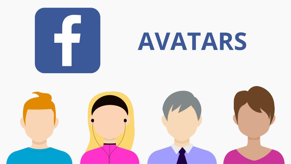 Come creare il proprio avatar su Facebook