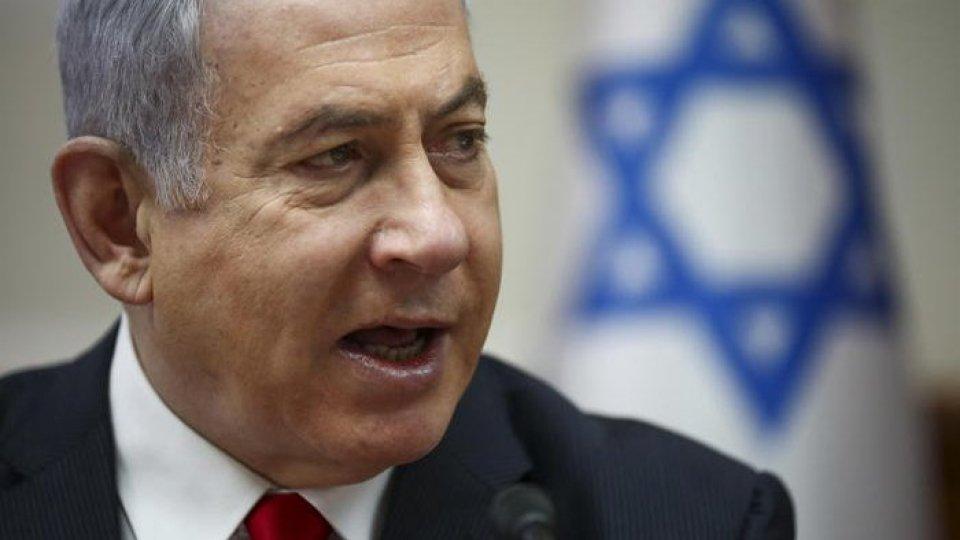 Benyamin Netanyahu (Ansa)