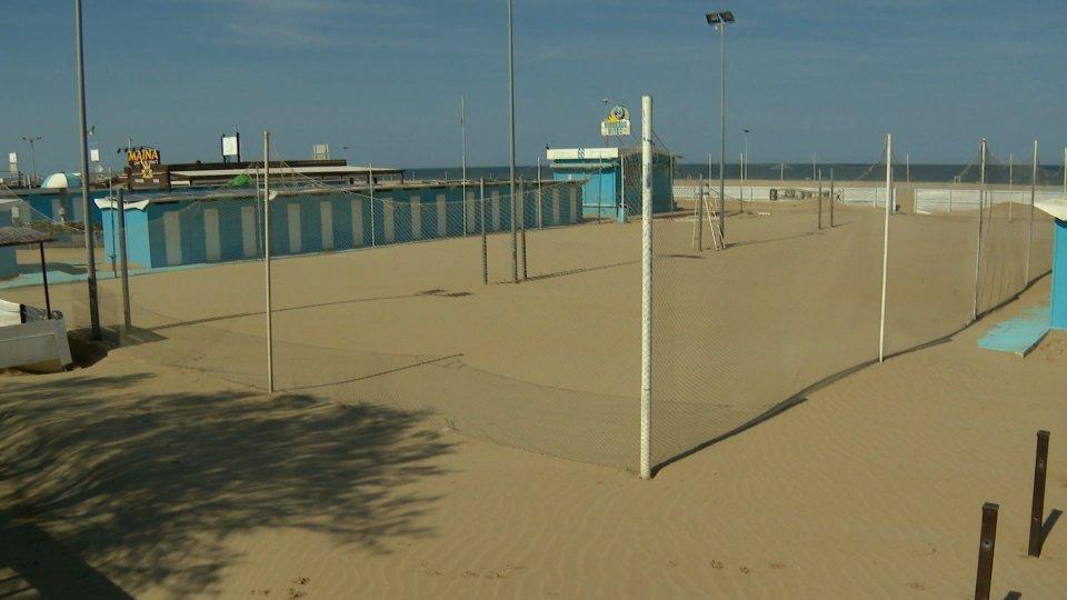 Fase 2: Rimini, niente comitive insieme in spiaggia libera