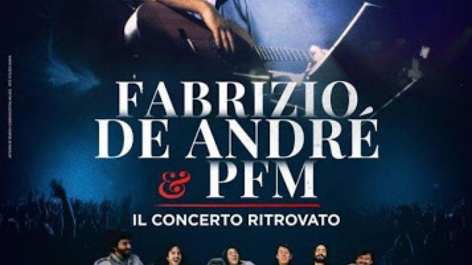 Fabrizio De André e la Pfm: storica esibizione del 3 gennaio 1979 a Genova