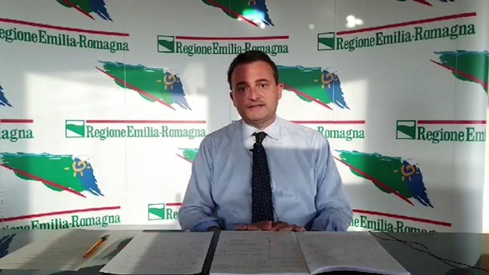 Raffaele Doninidalla corrispondente Francesca Biliotti