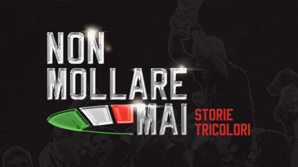 """""""Non Mollare Mai – Storie Tricolori"""" per sostenere la Croce Rossa Italiana"""