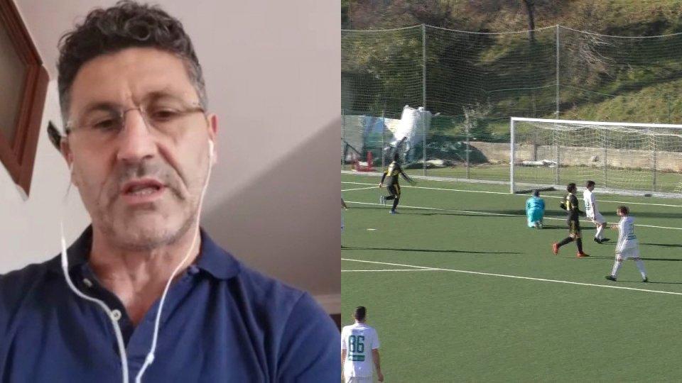 Renato Cioffi in collegamento Skype