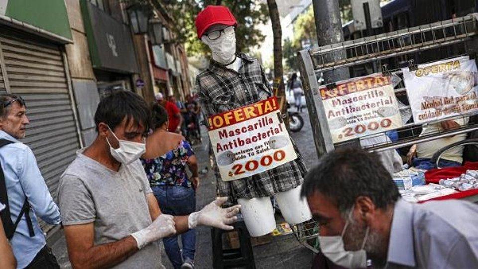Coronavirus nel mondo: i contagi superano la soglia dei 6,9 milioni