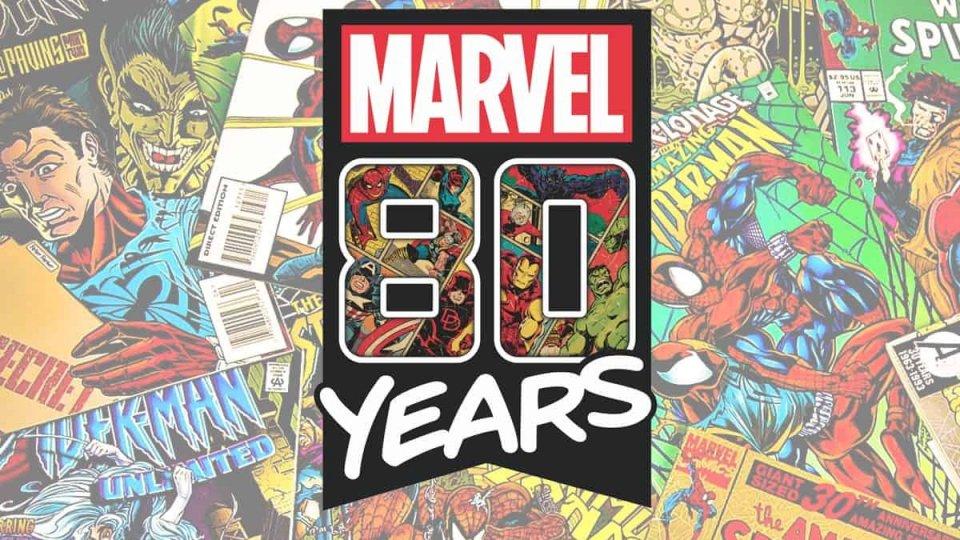 La Marvel Comics compie 80 anni